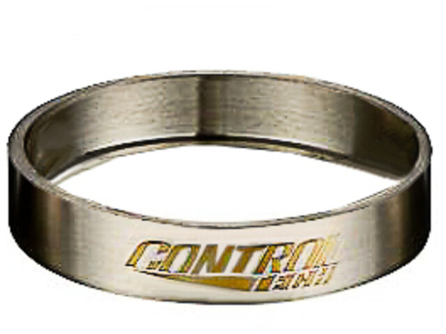 Controltech Timania Distance Ring 5mm Titanium silver